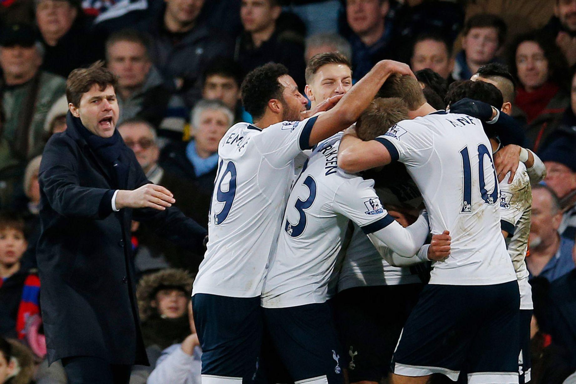 Mauricio Pochettino's Tottenham transformation
