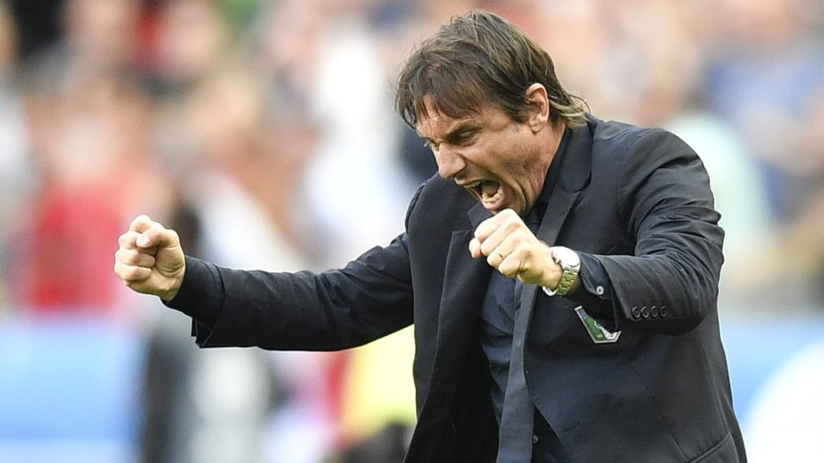 How Antonio Conte's Italy tactically outclassed Spain