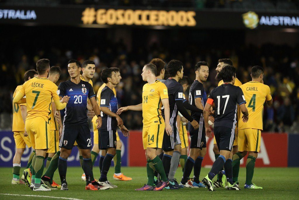 Match Analysis: Australia 1-1 Japan, World Cup 2018 Qualifier