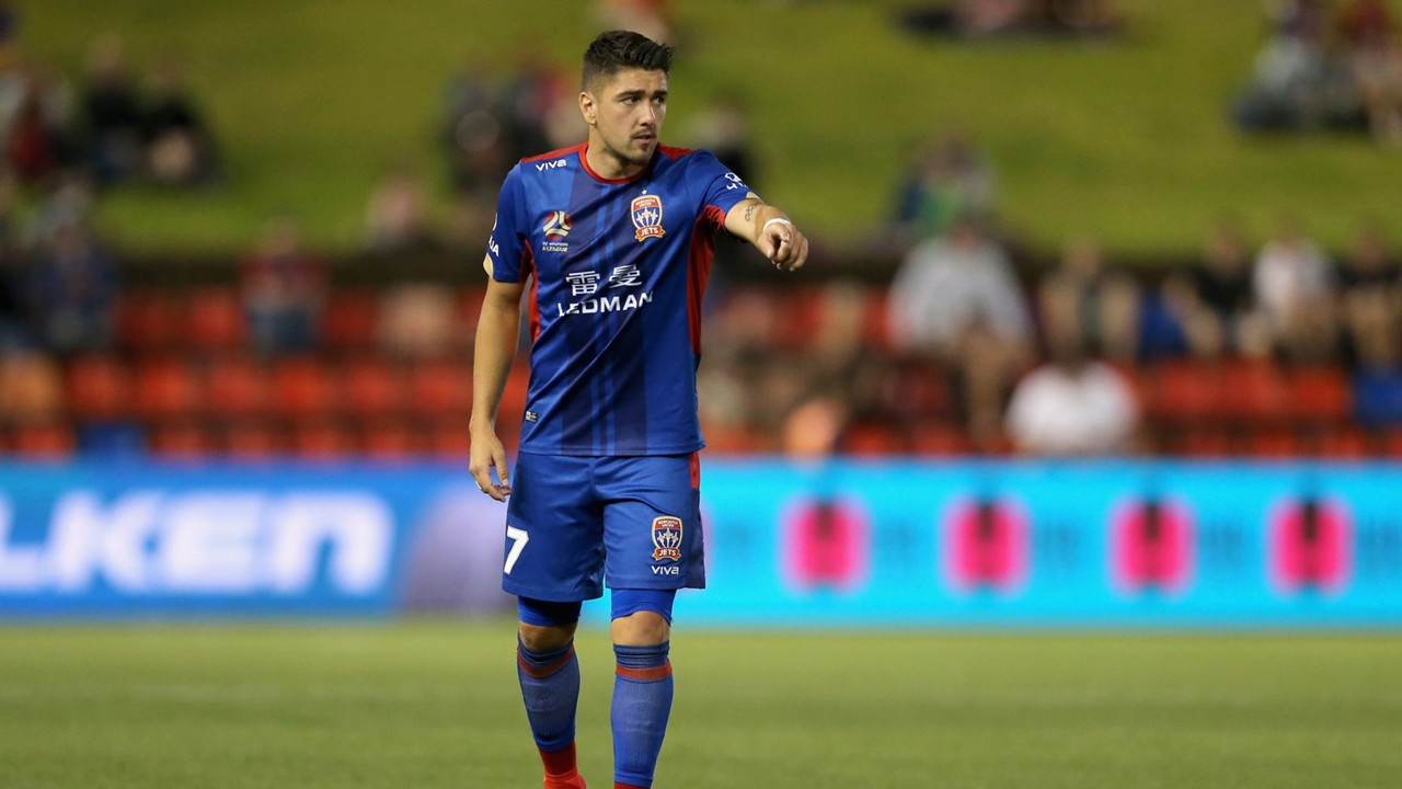 Dimitri Petratos the blossoming flower of the Jets' rapid improvement