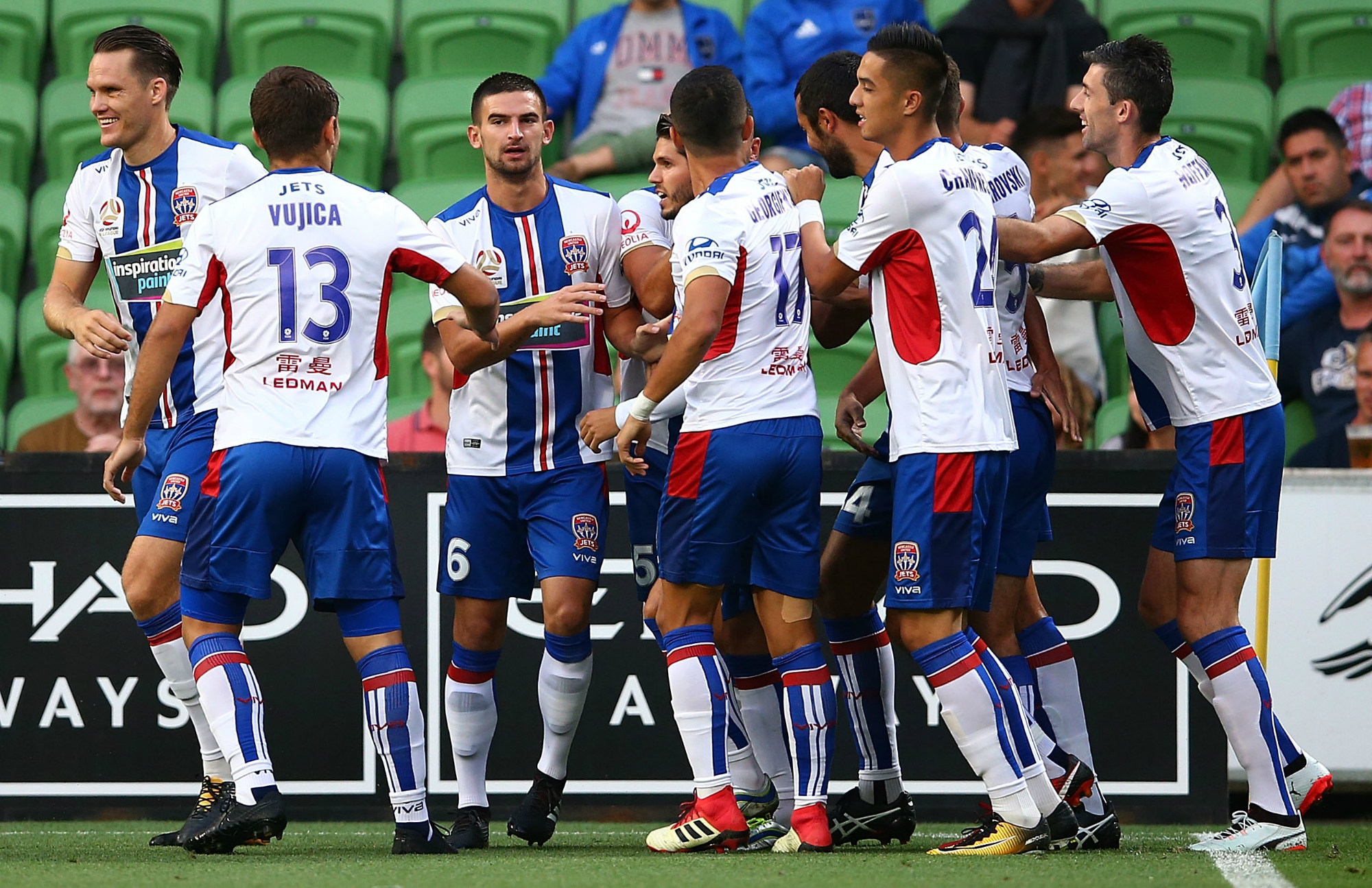 How Boogaard and Topor-Stanley have developed one of the A-League's best partnerships