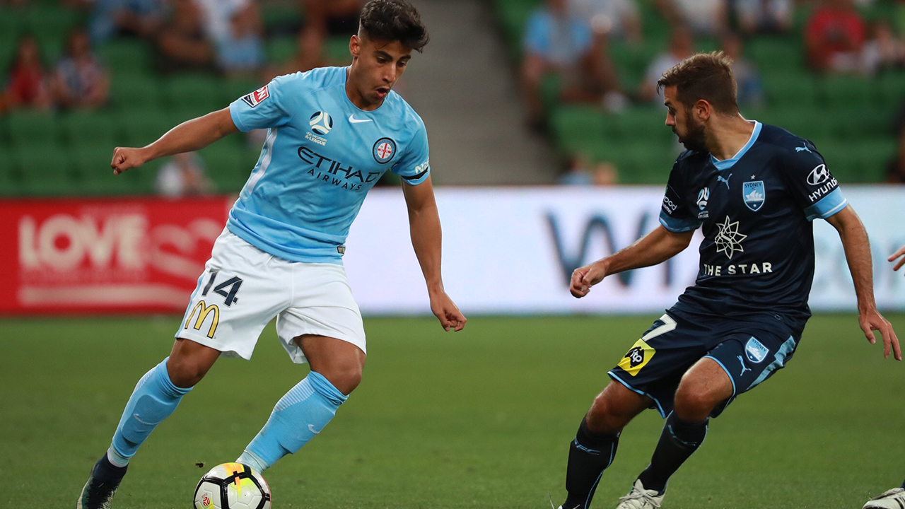 Melbourne City, and the Joyce of Arzani