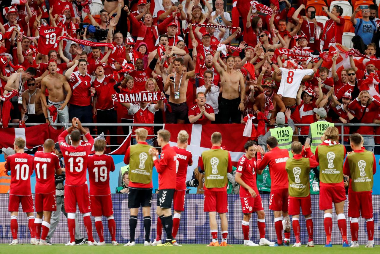 World Cup 2018: Denmark opposition scouting report
