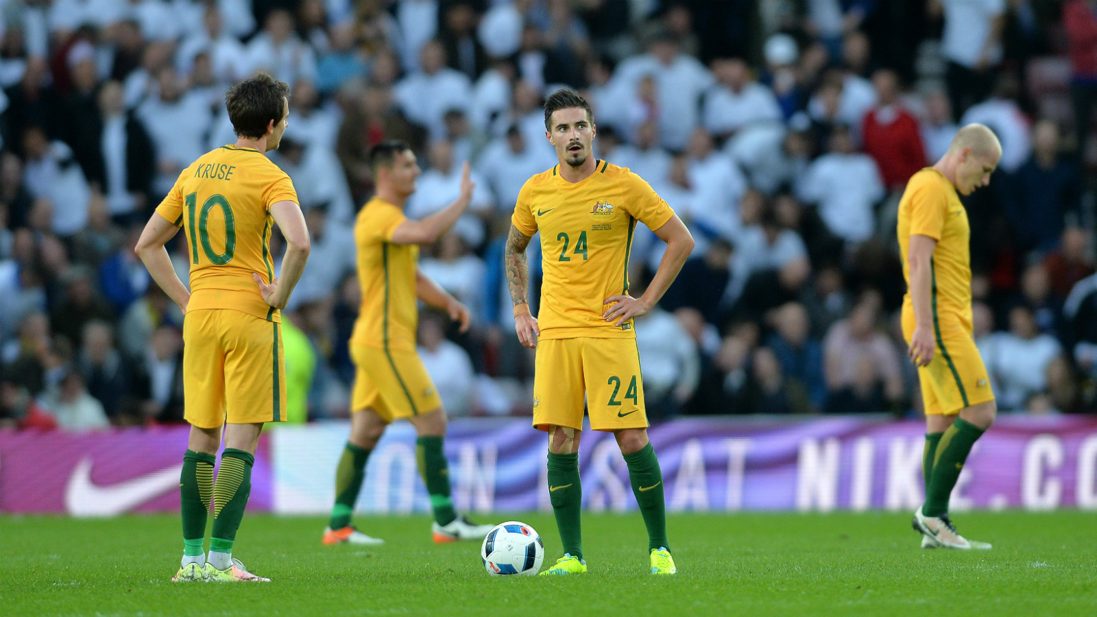 Jamie Maclaren, the tactically astute yet surprising final selection for the Socceroos